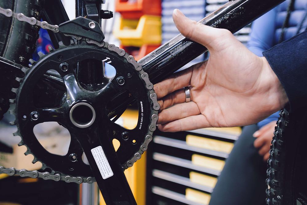 bike safety check