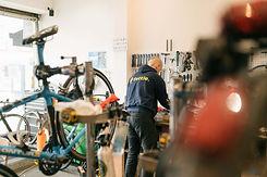 Bike servicing London