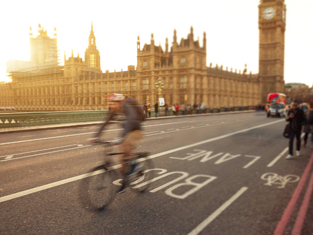Riding in London: 5 Tips For Staying Safe