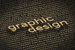 Graphic Design 3d Board