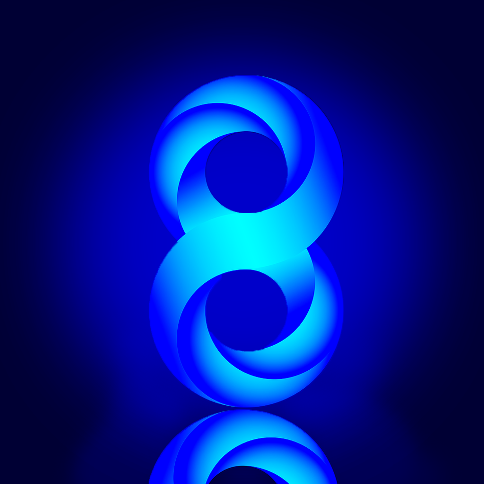 The Glowing 8