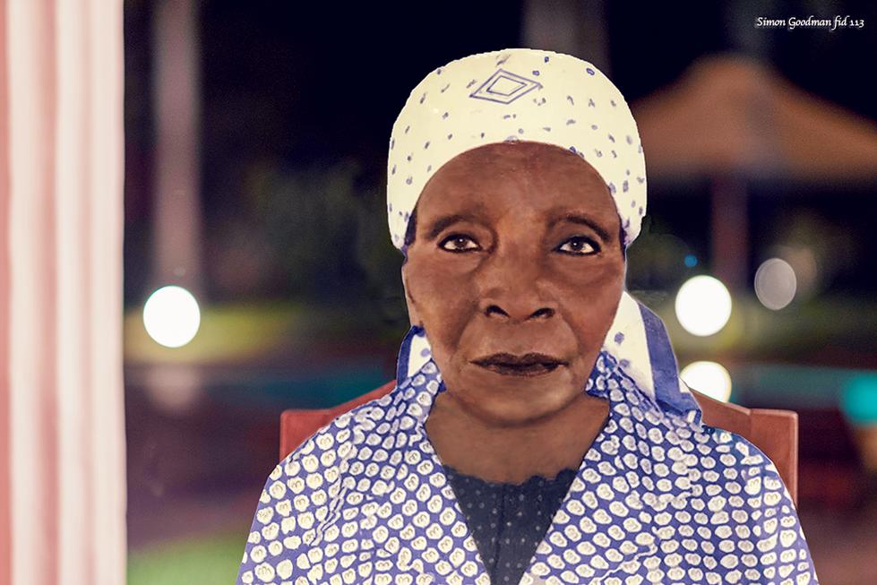 Lady from Kenya 2012