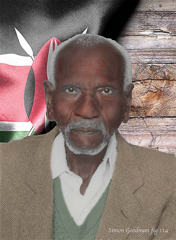 Kenyan Gentleman after