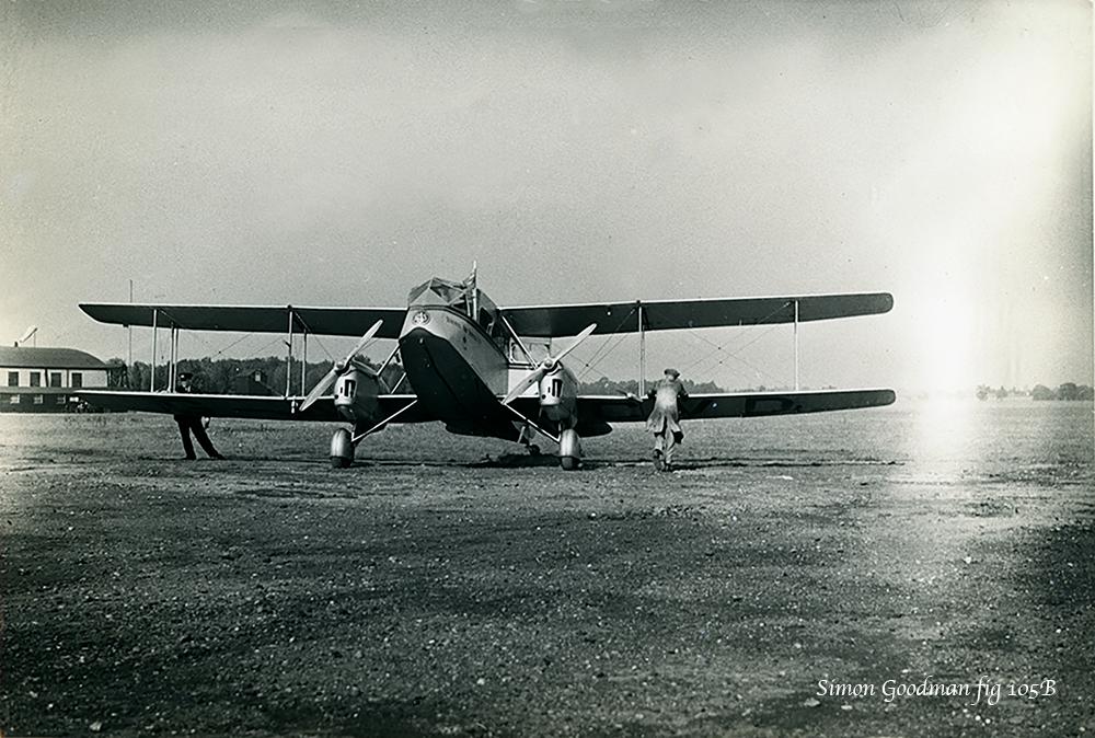 De Havilland DH84 Dragon 2