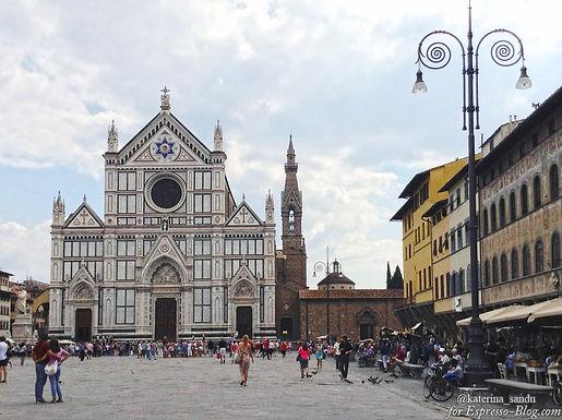 Из дневника путешествий: Флоренция