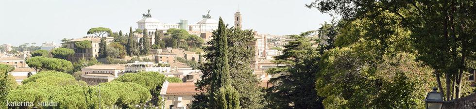 рим, италия, холм авентин