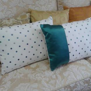 Выполненный заказ: подушки в гостиную, ожидают отправку в г.Сочи