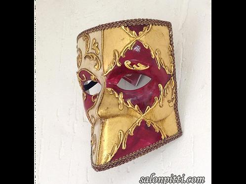 "Венецианская маска ""Баута"" (Италия)"