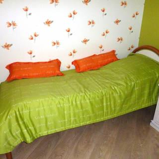 Выполненный заказ: покрывала и подушки в детскую
