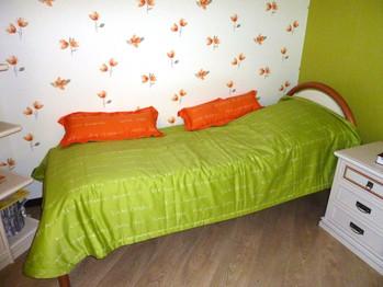 Покрывала и подушки в детскую, ткани из коллекций Espatex