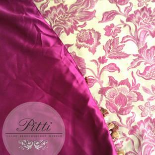 Комплект покрывало и 2 подушки произ-во фабрика Halley (Италия), в наличии в салоне Pitti