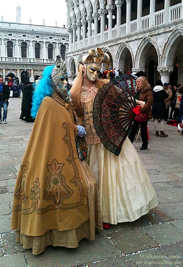 Venezia carnevale, Карнавал в Венеции
