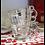 Чашка для кофе, чашка для эспрессо, стекло прозрачное