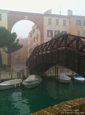 Mistico citta – Венеция, часть I