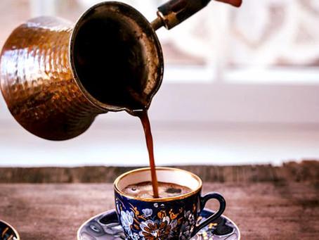 Turk kahvesi - Кофе по-турецки