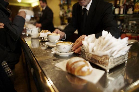 Традиции и кофейни Италии