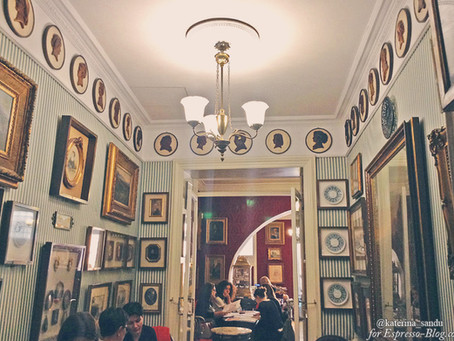 Antico Caffe Greco в Риме