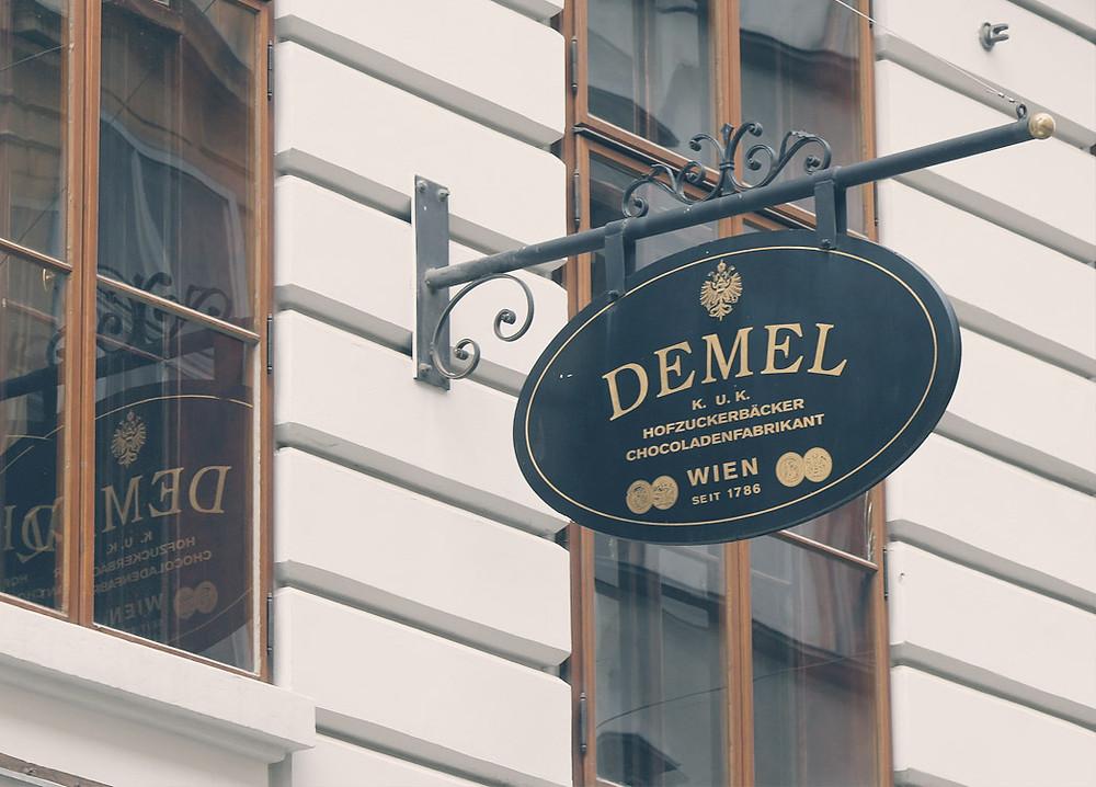 Demel Vienna