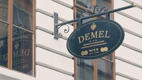 Cafe Demel: Венское кафе, как театр. Часть I