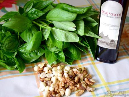 Генуя. Лигурийская кухня