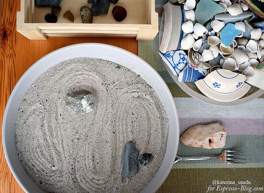 Сад камней, или искусство Суйсеки
