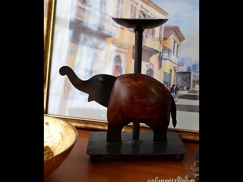 """Подсвечник """"Слон"""" Becarra (Испания)"""