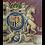 Thumbnail: Декоративная панель Vittorio Grifoni 60х60 см