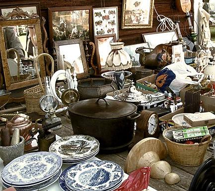 Слушай себя – маленькая история об антикварном рынке
