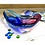 Thumbnail: Ваза муранское стекло 26х19см SOVET (Италия)