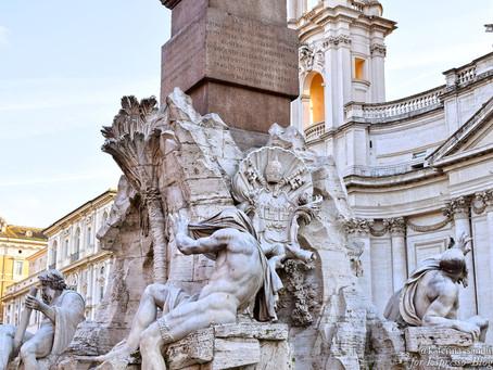 Рим... По этой дороге возвращаемся вновь...