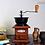 Кофемолка антиквариат, ручная кофемолка, Италия