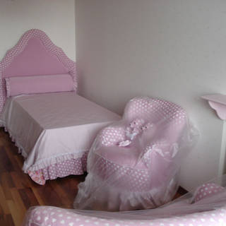 Покрывало и валик-подушка произ-во фабрика Halley