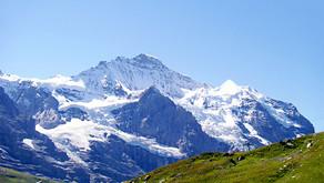Швейцария: Путешествие на Männlichen (Мённлихен) - часть 2