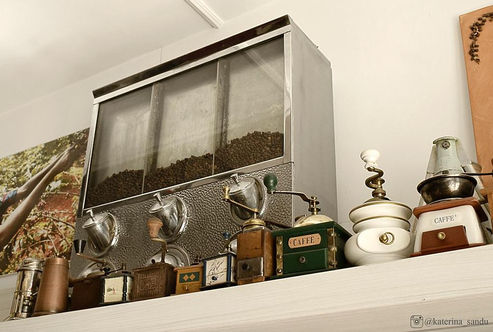 Ostuni Granonero Coffeestore