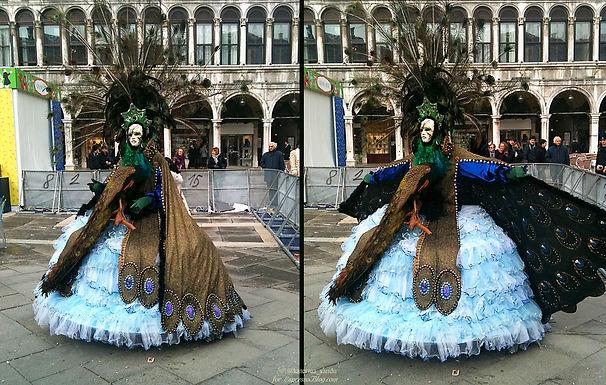 Карнавал в Венеции, часть II
