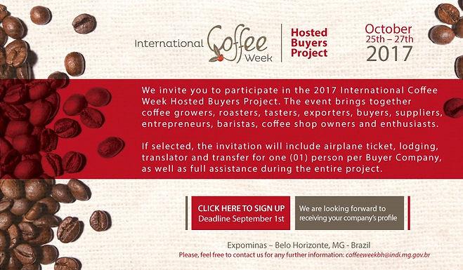 Международная Неделя Кофе
