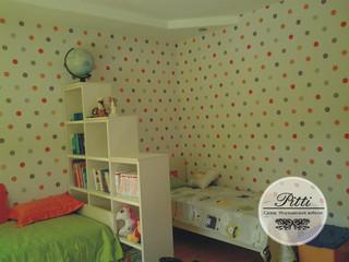 Покрывала и подушки в детскую, ткани из коллекций Espatex, г.Ханты-Мансийск