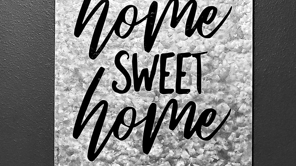 Home Sweet Home Wall Hanging or Table Decor