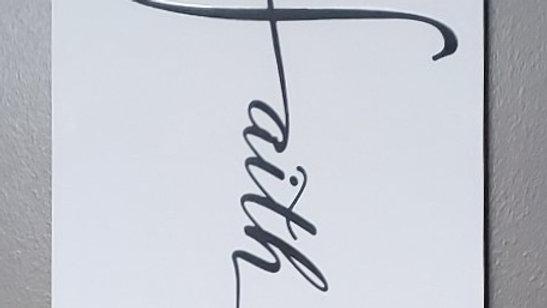 Faith Wall Hanging