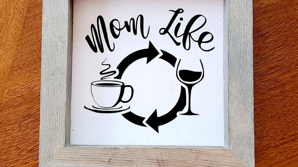 Mom Life Home Decor