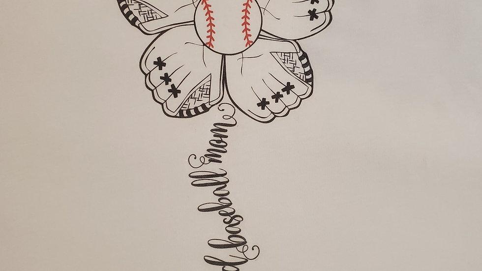 Proud Baseball Mom Tank