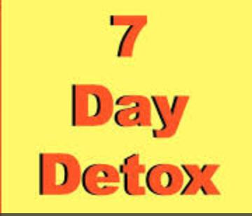 7-Day Detox Program (New Year)