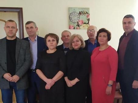 Відбулося перше пленарне засідання новообраної Камінь-Каширської районної ради.