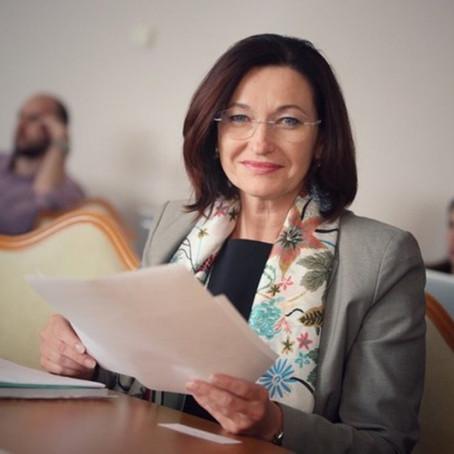грудень 2019 Звіт Ірини Констанкевич