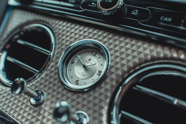 Mulliner Clock Bentley