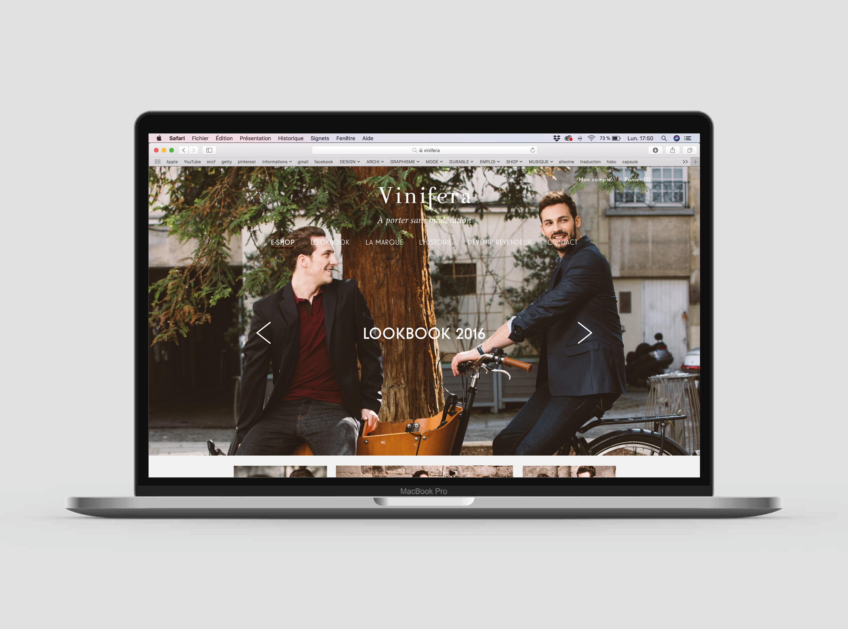 site web vinifera