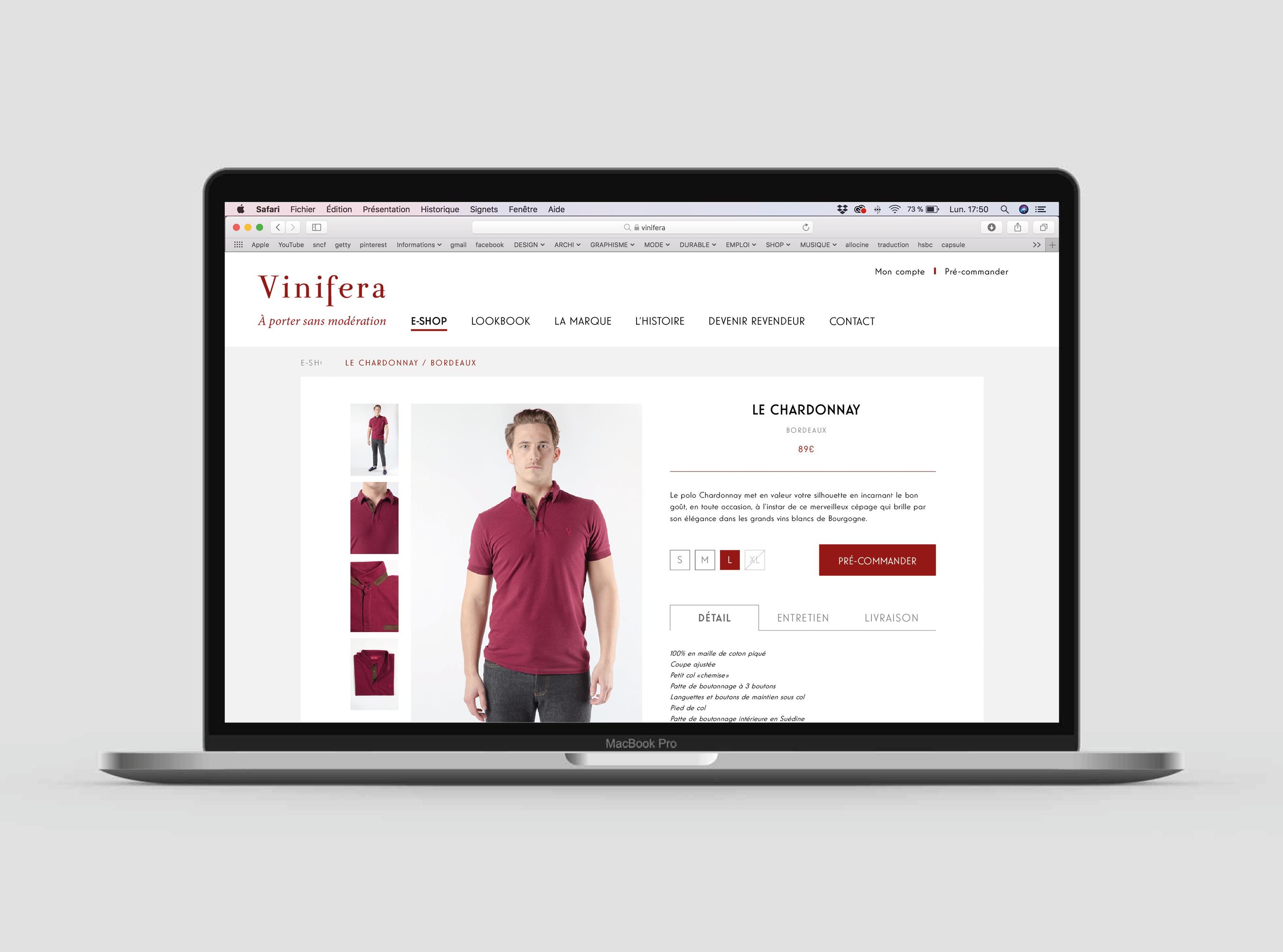 site web vinifera3