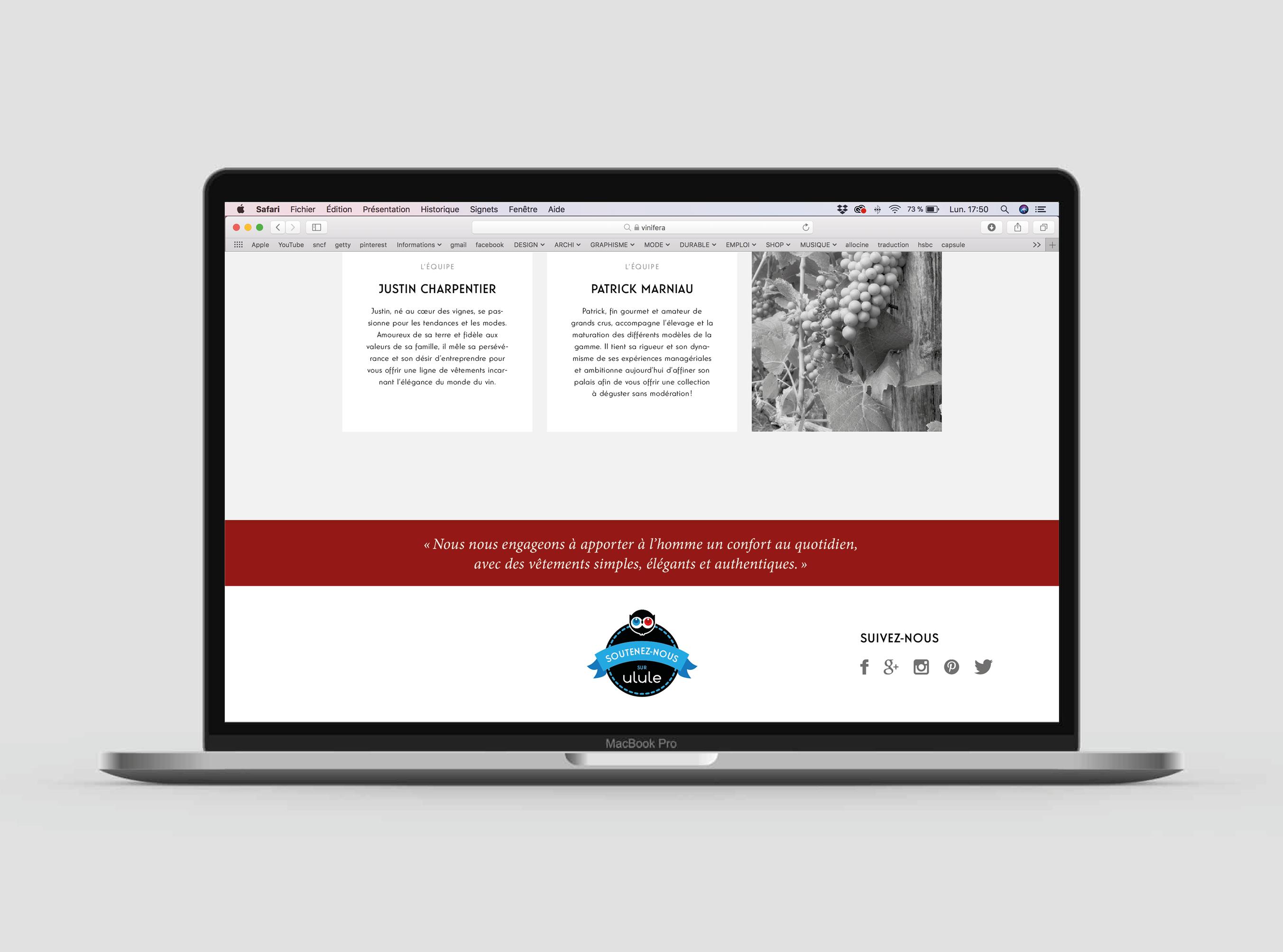 site web vinifera9