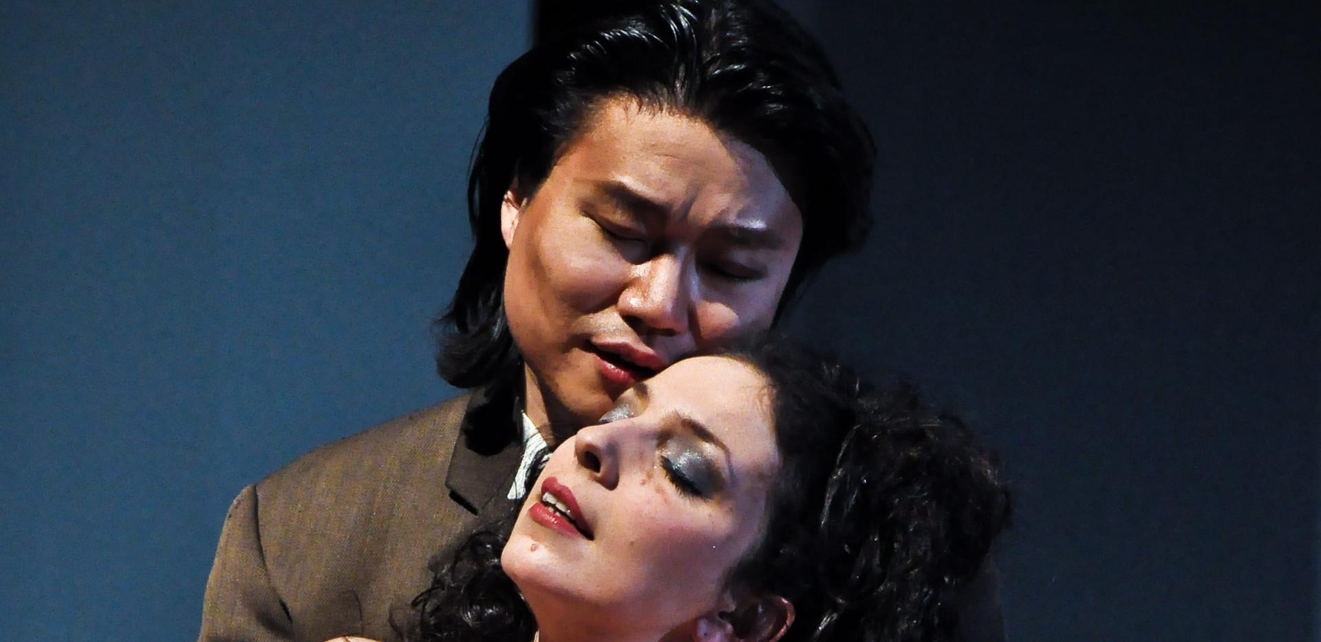 Traviata - Violetta et alfredo - Marie J