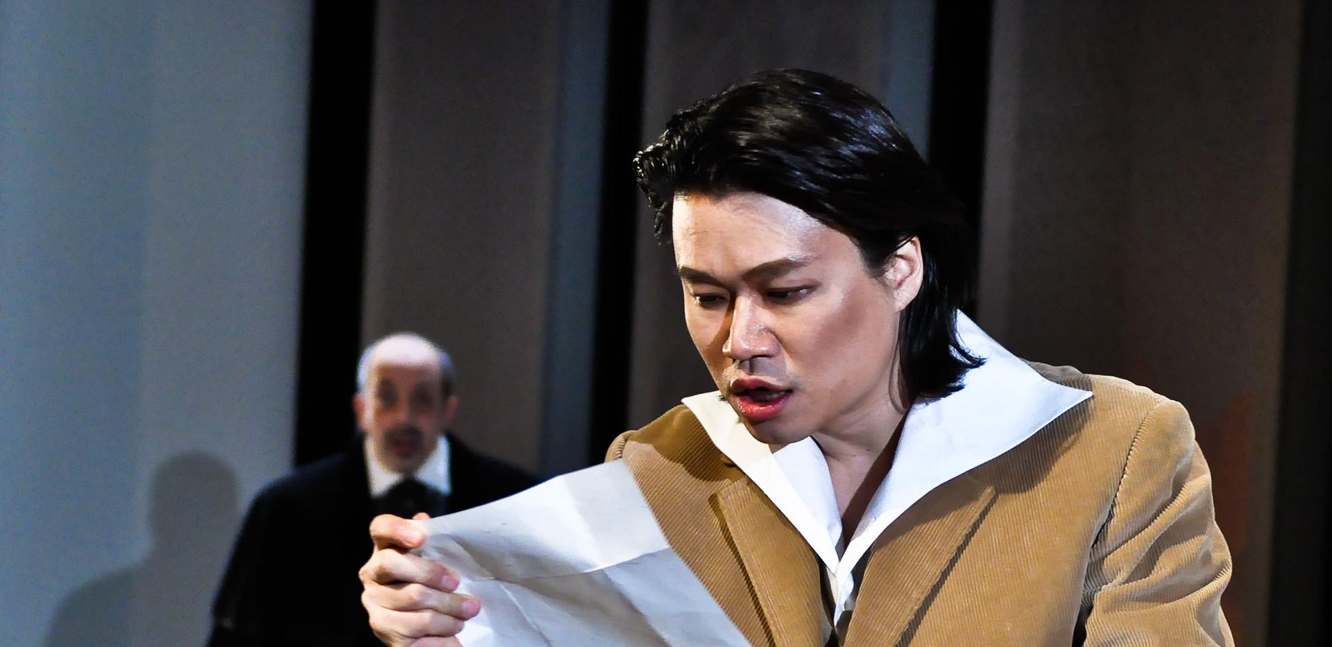 Traviata - Alfredo- Photo Marie Julliard